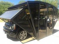 """Сборный складной навес - гараж для авто """"AluBox Avto - 2"""""""