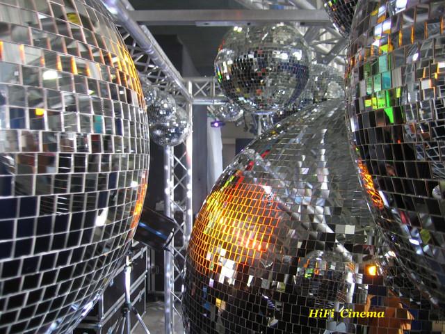 Изготовление зеркальных шаров под заказ любого размера