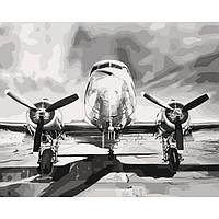 Картина по номерам на холсте Мечта о высоте, KHO2518