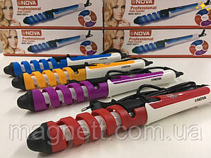 Спиральная плойка для волос Nova NHC-5311