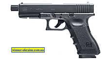 Пневматический пистолет Umarex Glock 17 нарезной ствол