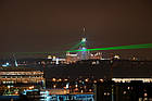 Лазерная указка Laser Green камуфляжный 1 насадка, фото 6