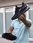 Чоловічі кросівки Nike Air Max 270 (чорні), фото 3