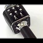 Микрофон-Караоке UTM WS-1688 Black, фото 2
