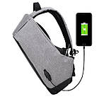 Рюкзак Антивор XD Design Bobby с защитой от карманников Black, фото 2