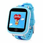 Детские умные смарт часы-телефон с GPS трекером Smart Baby Watch Q100 (q90s) Blue, фото 2