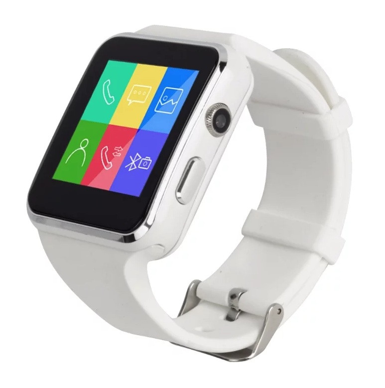 Смарт-часы Smart Watch X6 White