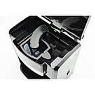 Капельная кофеварка DOMOTEC MS-0708 c керамическими чашками чёрная (45111), фото 4