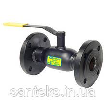 Кран шар 11с41п Ру-16 65/50 газ, вода