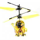 Интерактивная игрушка DIY летающий миньон HJ-388 - вертолёт+пульт, фото 3