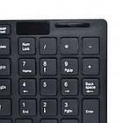 Клавиатура беспроводная UKC k06 + мышка с адаптером, фото 5
