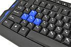 Беспроводный комплект (клавиатура и мышка) UKC HK-8100, фото 3