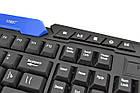 Беспроводный комплект (клавиатура и мышка) UKC HK-8100, фото 5