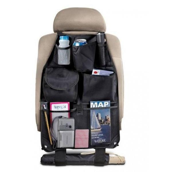 Органайзер для авто кресла на спинку Auto Seat Organizer – Удобно для Детей и чисто в салоне авто (503746)