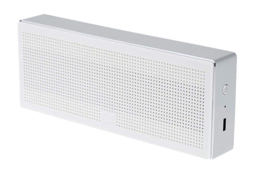 Портативная колонка Xiaomi Mi Speaker Square Box NDZ-03-GB White