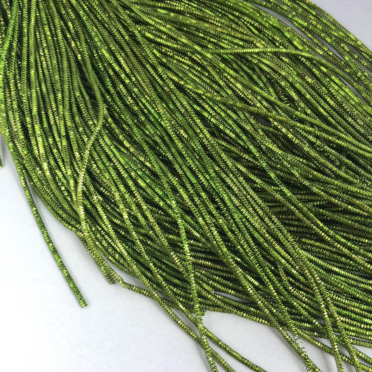 Трунцал 1 мм. Зеленый травяной. Упаковка 5 гр