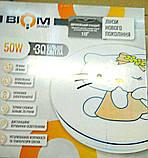 Светильник светодиодный Biom SMART SML-R12-50 3000-6000K 50Вт с д/у, фото 8