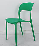 Стілець Ostin, зелений, фото 3