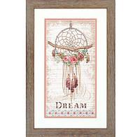 Набор для вышивания Dimensions 70-35375 Floral Dream Catcher Cross Stitch Kit