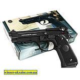 Пневматичний пістолет Umarex Beretta M92 A1, фото 3
