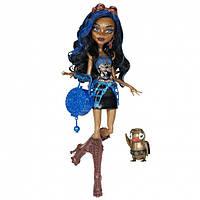 Кукла Monster High Робекка Стим Базовая с питомцем - Robecca Steam Basic