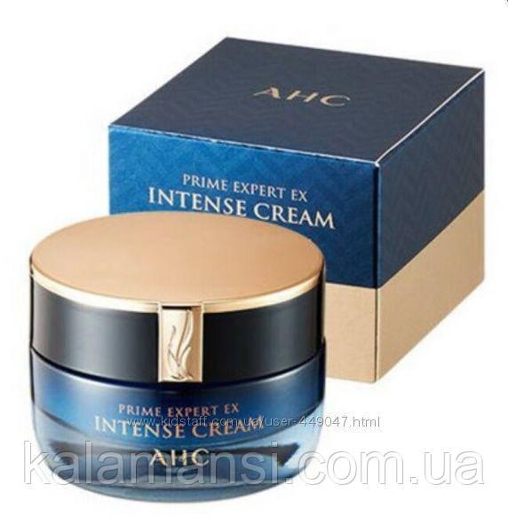 Интенсивный антивозрастной лифтинг крем с пептидным комплексом и ретинолом AHC Prime Expert EX Intense Cream