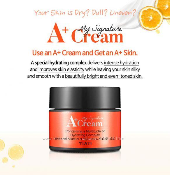 Вітамінний нічний крем O. S. T. TIAM C20 Vitamin Sleep 9 to 5 Cream My Signature A , 50 мл
