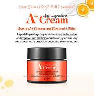 Вітамінний нічний крем O. S. T. TIAM C20 Vitamin Sleep 9 to 5 Cream My Signature A , 50 мл, фото 1