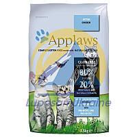 Applaws Kitten беззерновой корм для котят + пробиотик, 2 кг