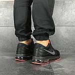Мужские кроссовки Nike Air Max 2017 (темно серые), фото 4