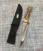 Охотничий нож с чехлом 30см colunbir А053-1/АК-325, фото 1