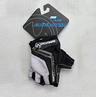 Велоперчатки беспалые Mandater RX Glove (черные) L
