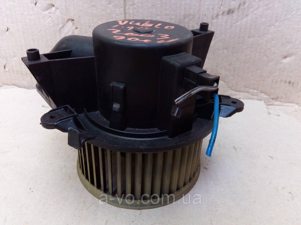 Вентилятор моторчик печки для Fiat Doblo 1 Punto 2, 1.417.306.0.0, 07353372850, 141730600