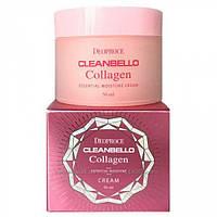 Коллагеновый крем от морщин Deoproce Cleanbello Collagen Essential Moisture Cream, 100 мл