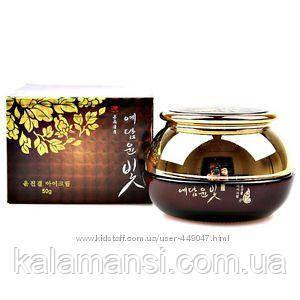 Ферментований підтягуючий крем для повік Yedam Yun Bit (Samsung), Yun Jin Gyeol Eye Cream, 50 мл