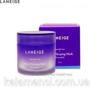 Ночная маска с лавандой Laneige Water Sleeping Mask Lavender 70мл