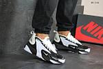 Мужские кроссовки Nike Zoom 2K (черно-белые) KS 1162, фото 2