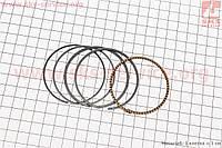 Кольца поршневые 150сс 57,4мм +0,25