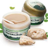 Оригинал! Высокоэффективная коллагеновая маска Elizavecca Green Piggy Collagen Jella Pack 100мл