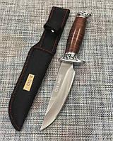 Охотничий нож с чехлом Colunbir 26 см Н-310 / В051-6