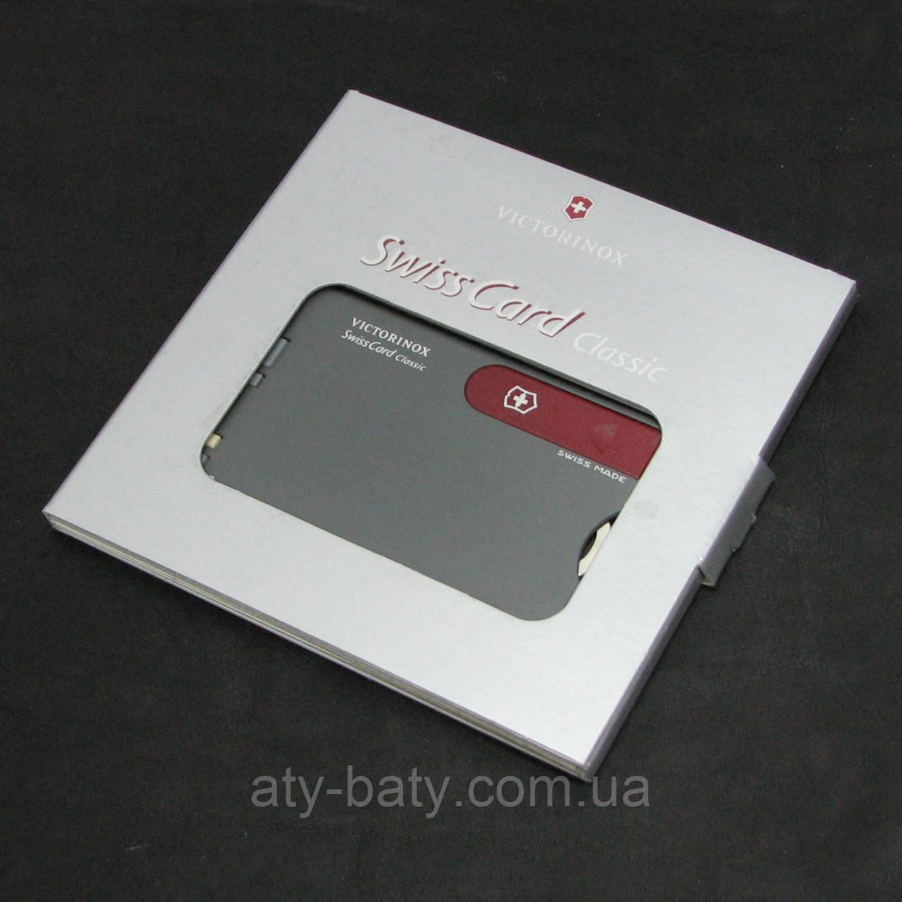 Набор Victorinox Swiss Card (0.7106.V)