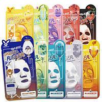 Тканевые маски Elizavecca Power Ringer Mask Pack, 23 мл. Часть 1