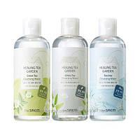 Вода для удаления макияжа The Saem Healing Tea Garden Cleansing Water 300мл