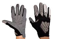 Мотоперчатки Scoyco MX32 Gray