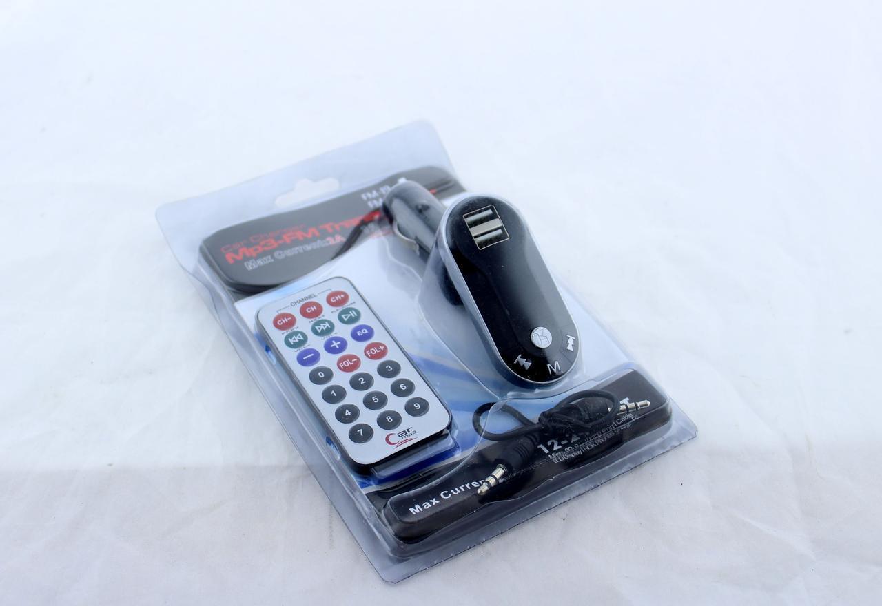 Трансмитер FM MOD. CM i9/2U (ОПТОВАЯ цена от 200 шт)