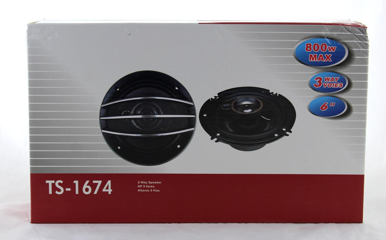 Автоколонки TS 1674 (ОПТОВАЯ цена от 10 шт)