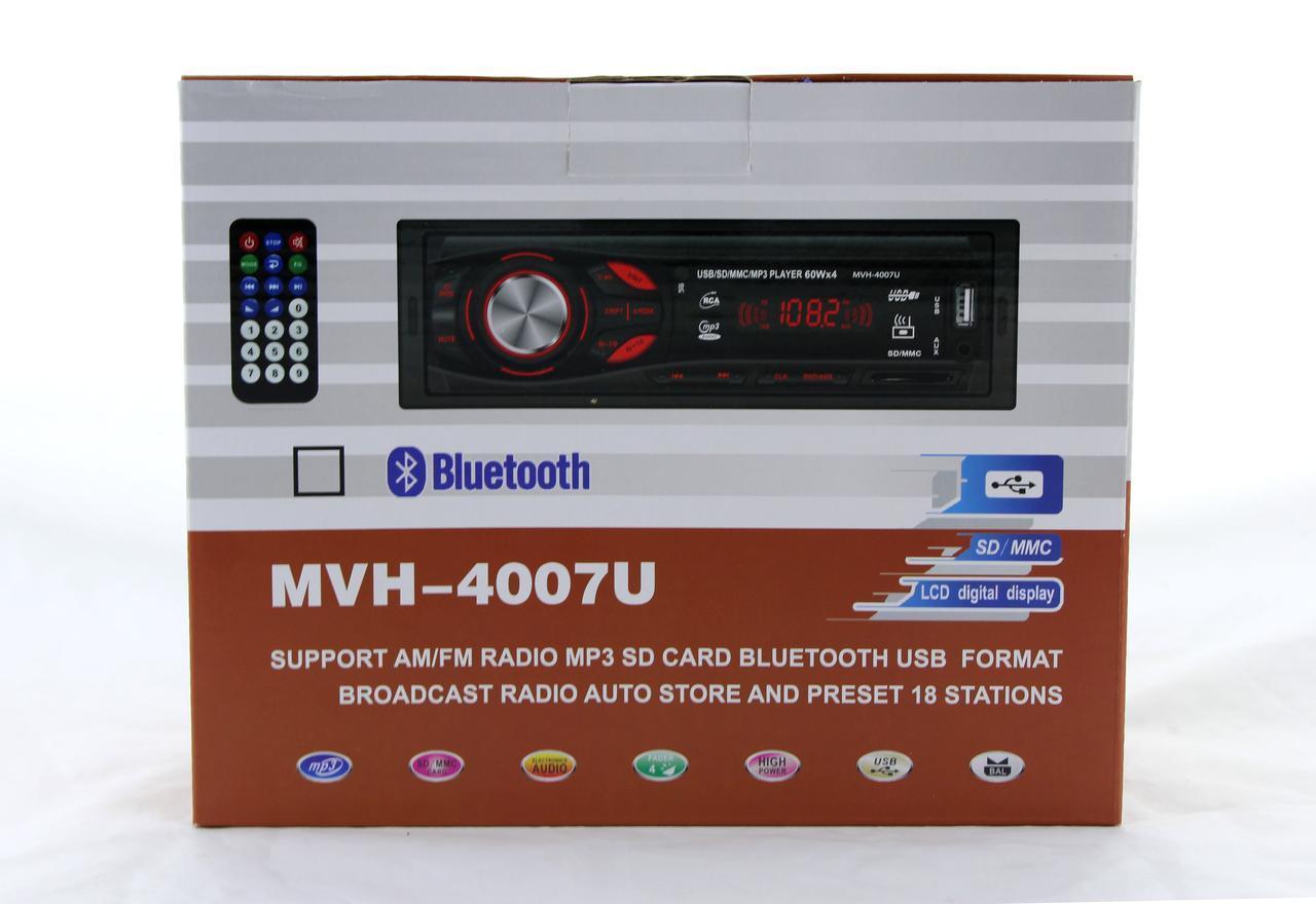 Автомагнитола MP3 4007U ISO (ОПТОВАЯ цена от 20 шт)