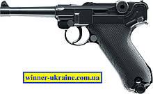 Пневматичний пістолет Umarex Legends P. 08 Blowback