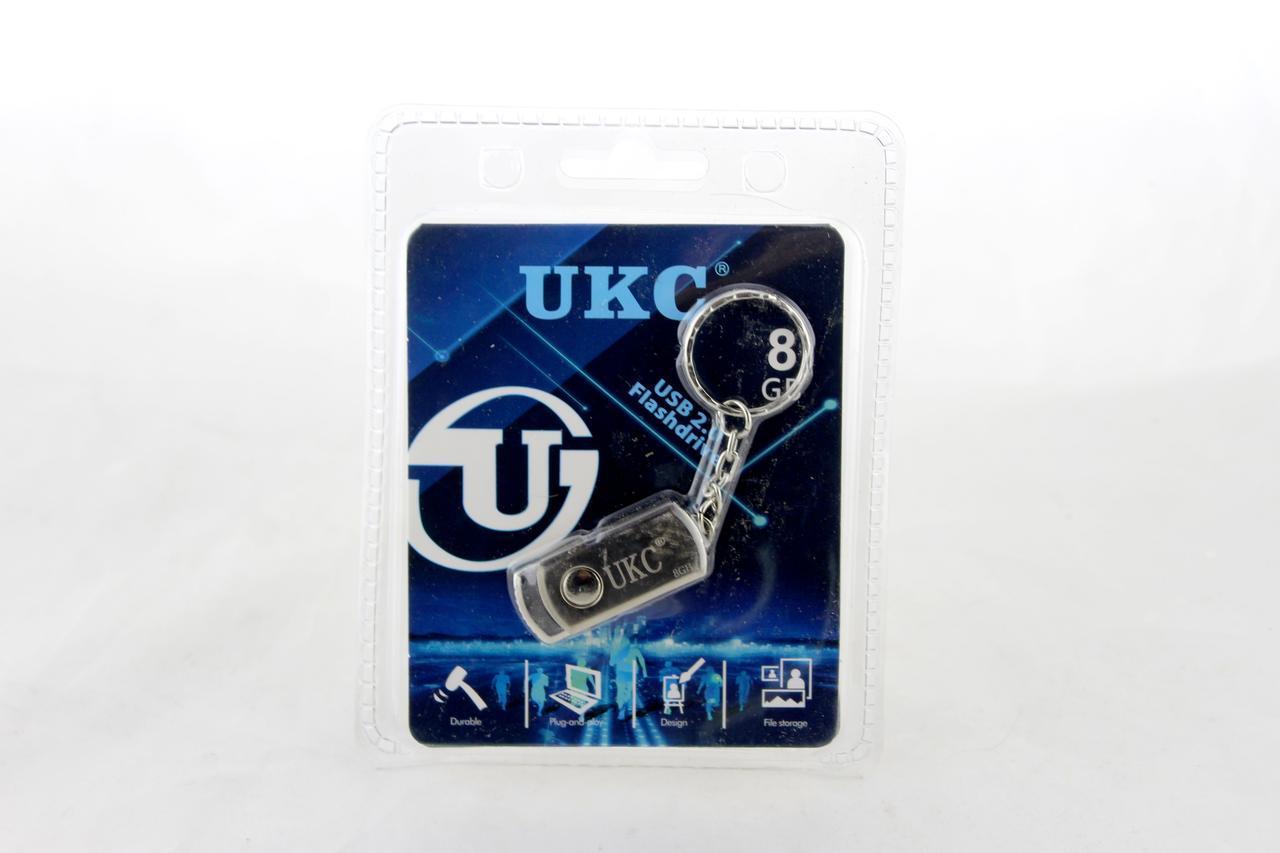 USB Flash Card UKC 8GB флешь накопитель (флешка) (ОПТОВАЯ цена от 500 шт)