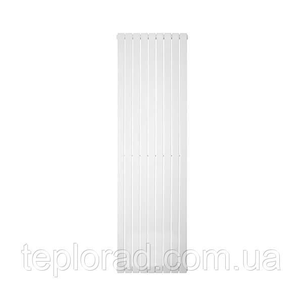 Трубчатый радиатор Betatherm Blende 2 1600x394x92 мм вертикальный RAL9016